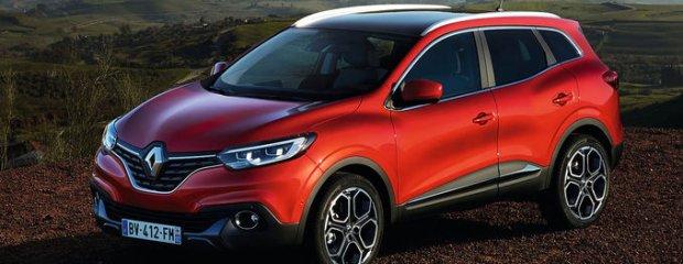 Renault Kadjar | Ceny w Polsce | Bliźniak Qashqaia