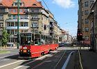 Po remoncie tramwaj pojedzie niewiele szybciej. Ale b�dzie mniej ha�asu