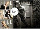 """Miley Cyrus w oryginalnej sesji dla """"Elle"""": Mia�am fataln� cer�, przez co czu�am si� gorsza. Do�wiadczy�am depresji [WSZYSTKIE ZDJ�CIA]"""