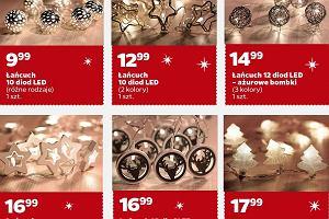 Świąteczne dekoracje w Netto dla miłośników stylu skandynawskiego