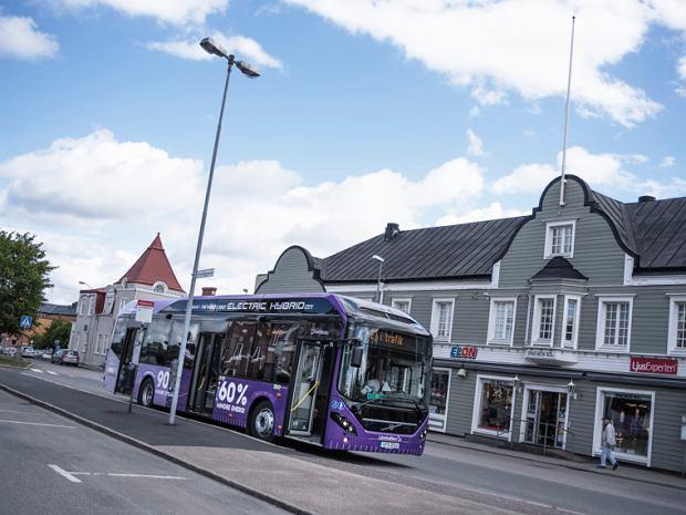 Elektromobilność pokona smog - nowy pomysł Volvo