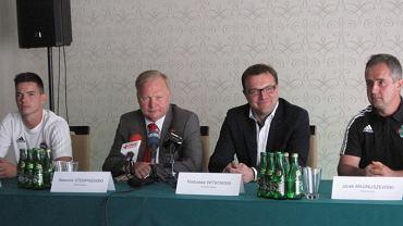 Sławomir Stempniewski, nowym prezesem Radomiaka Radom