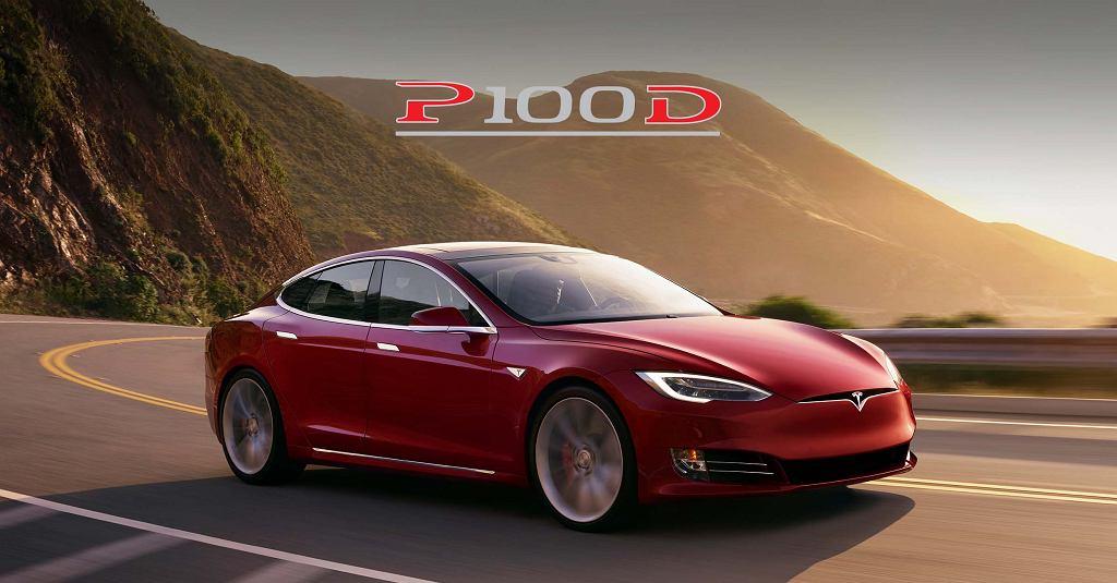 Tesla S p100d