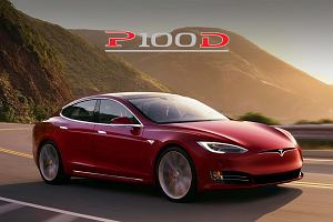 Tesla Model S P100D | Najszybszy produkcyjny samochód świata