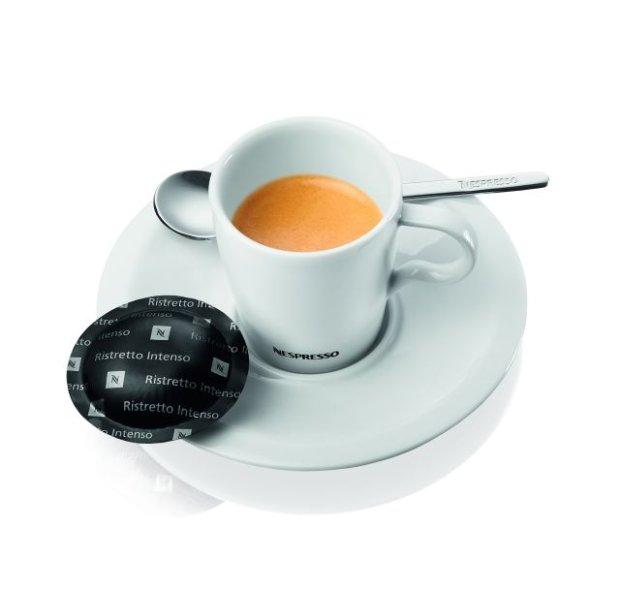 Uchwy intensywno i ognisty charakter nowej kawy for Nespresso firma