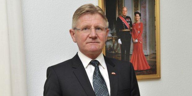 Ambasador norweski Karsten Klepsvik