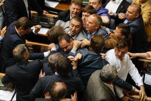 Ukraina og�asza cz�ciow� mobilizacj�. Parlament apeluje o uznanie zestrzelenia boeinga za akt terroru