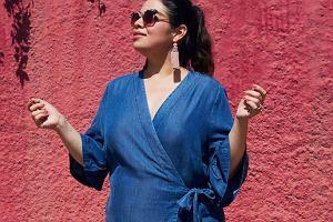 045ce86d9a Sukienki dla kobiet o pełniejszych kształtach