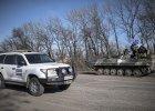 """OBWE: Sytuacja na Ukrainie daleka od stabilizacji. Ryzyko """"spirali przemocy"""""""