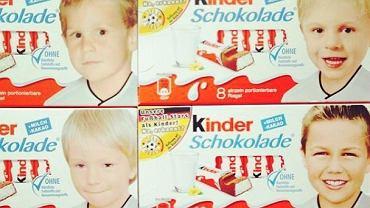 Znani niemieccy piłkarze w kampanii Ferrero. Umiesz ich rozpoznać? Odpowiedzi na ostatnim zdjęciu
