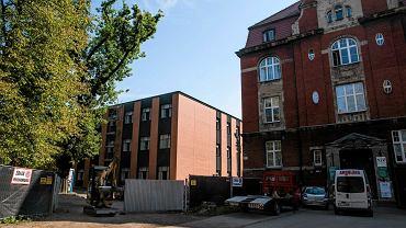 Budowa nowego segmentu Zespołu Szpitali Miejskich w Chorzowie