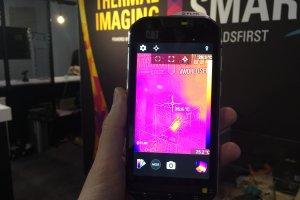 MWC 2016: CAT S60 - oto pierwszy smartfon z kamer� termowizyjn�