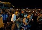 'Nie chcemy zostać w Europie. Po prostu zatrzymajcie tę wojnę'. 12 mln Syryjczyków już uciekło z domów