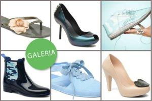 Zakupy w sieci: najciekawsze modele plastikowych but�w z butiku Sarenza.pl