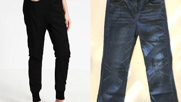 Spodnie, które zamówiła pani Kasia - oczekiwania vs. rzeczywistość
