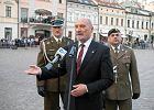 Antoni Macierewicz w Rzeszowie na zaprzysiężeniu żołnierzy wojsk obrony terytorialnej [ZDJĘCIA, WIDEO]