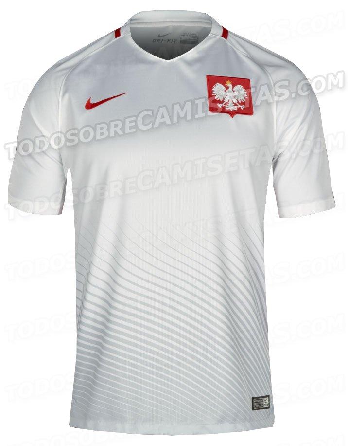 01245c3c3ac8 Wyciekły nowe koszulki reprezentacji Polski! W takich mamy zagrać na Euro  2016! Ładne   ZDJĘCIA