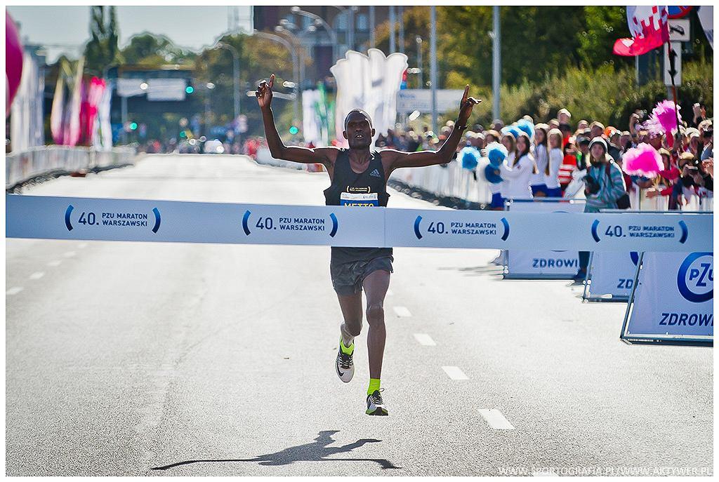 40. PZU Maraton Warszawski 30.09.2018 Warszawa