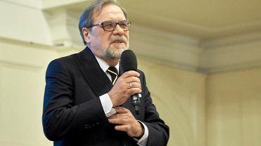 Prof. Andrzej Lesicki, rektor UAM