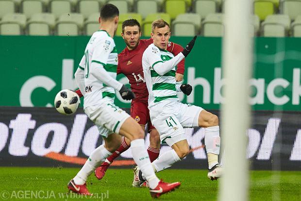 Zdjęcie numer 3 w galerii - Ekstraklasa. Lechia - Wisła 1:1. Piękny gol Carlitosa i to wszystko