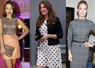 Kate w sukience za 200 z�! Nie tylko ona kocha sieci�wki. Gdzie mo�na kupi� ciuchy gwiazd i ile kosztuj�