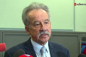 Hermeliński o kandydatach na szefa KBW: Te trzy osoby są ściśle związane z władzą wykonawczą