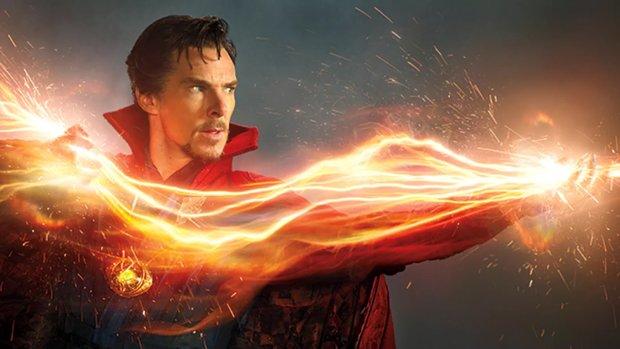 """Benedict Cumberbatch jako superbohater. Widzieliśmy """"Doktora Strange'a"""""""