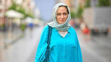 Radna Urszula Niziołek-Janiak protestuje przeciwko fali nienawiści wobec muzułmanów