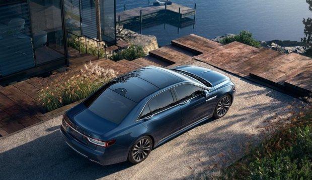 Lincoln Continental | Znamy ceny | Odrodzenie marki?