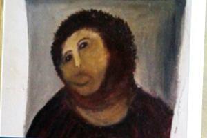 To na tym obrazie wzorował się autor. Odnaleziono pierwowzór zniszczonego fresku