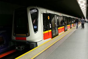 """Metro ma problem z ko�ami. Siemens wymieni je """"niezw�ocznie"""""""