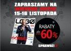 """Zni�kowe kupony na prezenty z """"Logo"""" 11/14"""