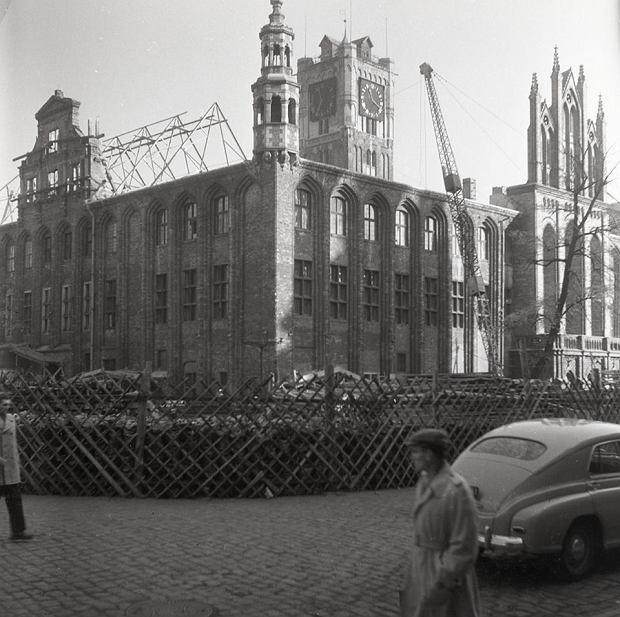 Zdjęcie numer 13 w galerii - Pamiętacie taki Toruń? Miasto na kliszach sprzed lat [ZDJĘCIA]