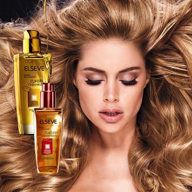 Eliksir do włosów Elseve
