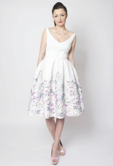 7b31d2a6cf Zdjęcie numer 6 w galerii - Jak się ubrać na wesele  Najmodniejsze sukienki  z nowych