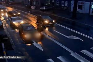 Zabrała kluczyki pijanemu kierowcy i wezwała policję. Obywatelskie zatrzymanie w Gliwicach