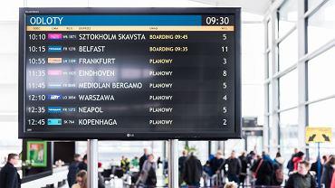 Wrocławskie lotnisko
