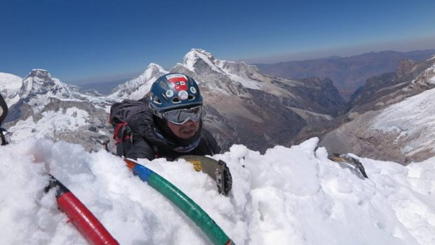 Zimowa wyprawa na Nanga Parbat. Jacek Czech: Nawet lodowy żołnierzyk nosi buławę generała w plecaku