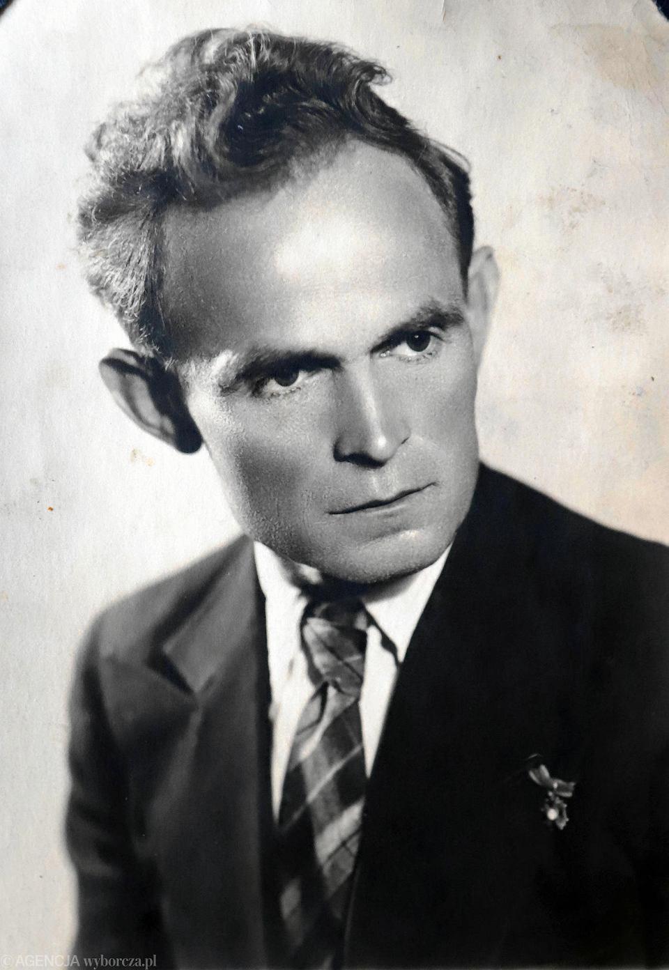 Stefan Policiński. Zdjęcie z archiwum rodzinnego