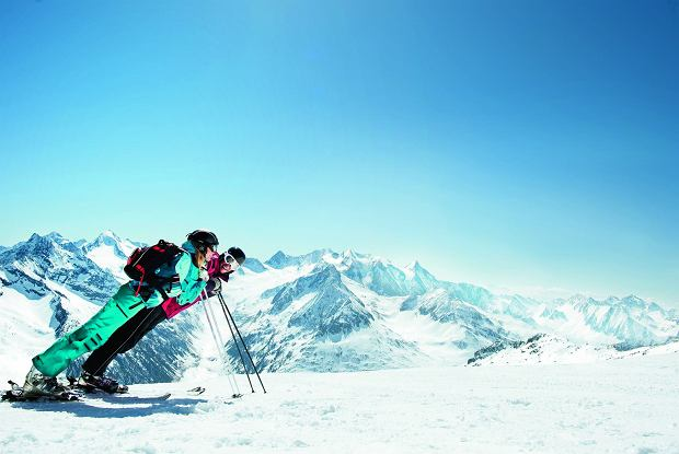 Na narty do Tyrolu. Śpieszmy się kochać lodowce