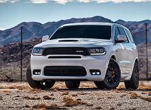 Dodge Durango SRT | Szybszy niż Cayenne GTS