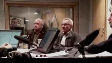 """""""Poranek Radia TOK FM"""". Jacek Żakowski, prof. Wiesław Władyka, Tomasz Wołek, Tomasz Lis"""