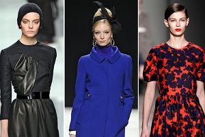 Trendy jesie�-zima 2012/2013: Wzory i kolory