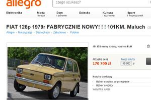 Fiat 126p za miliard złotych