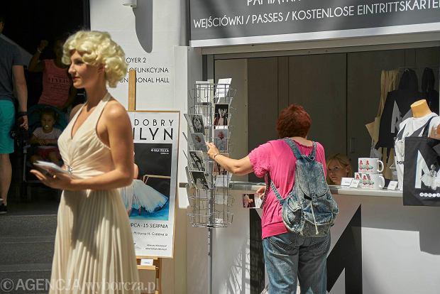 Do widzenia Marilyn Monroe! Sukces wystawy, b�dzie muzeum?