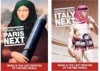 Ambasada Izraela opublikowa�a obraz Mony Lisy w hid�abie. Potem szybko je skasowa�a