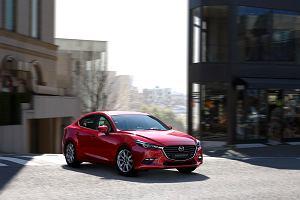 Mazda 3 | Delikatny makija�