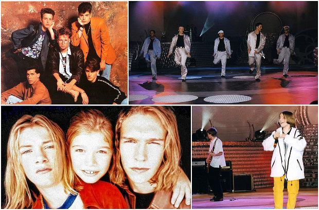 Kilku słodkich przystojniaków rytmicznie porusza się na scenie i zharmonizowanymi głosami wyśpiewuje melodyjną piosenkę. Pamiętacie te czasy, kiedy na koncertach i na listach przebojów królowały boysbandy? Lata 90. to był dla nich cudowny okres.