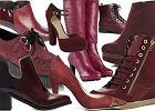 HIT: bordowe buty na jesie� i zim� 2013/14