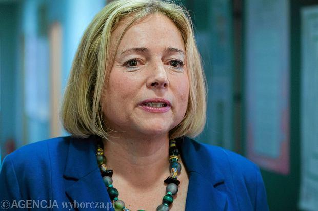 Wanda Nowicka ma w sobotę ogłosić swój start w wyborach prezydenckich z poparciem Unii Pracy.